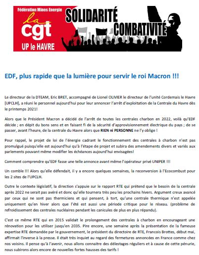 Tract havre 1